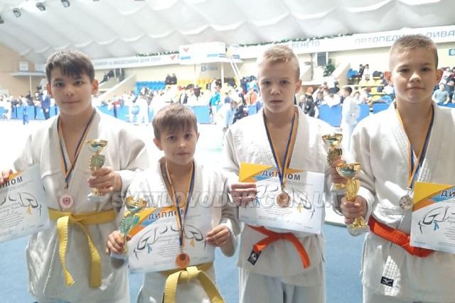 Іван Задніпрянець — срібний призер Всеукраїнського турніру зі дзюдо