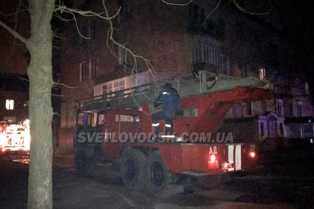 Пожежу у житловому будинку ліквідовано силами бійців 17-ї ДПРЧ