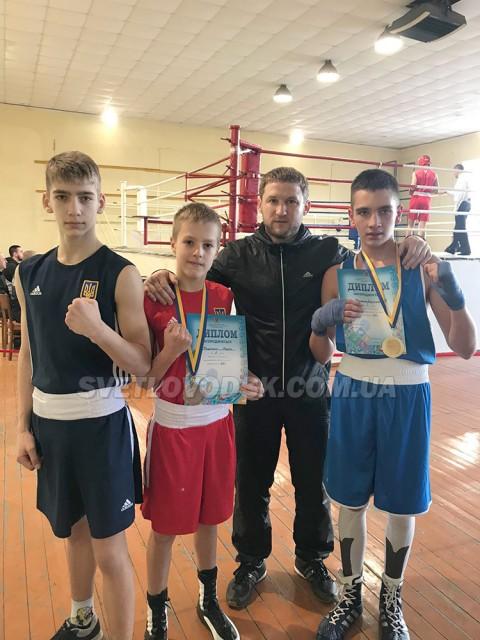 Світловодські боксери здобули путівку на чемпіонат України