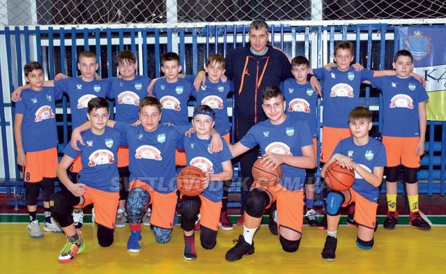 «КДЮСШ-Комети» — переможці VI туру чемпіонату України з баскетболу