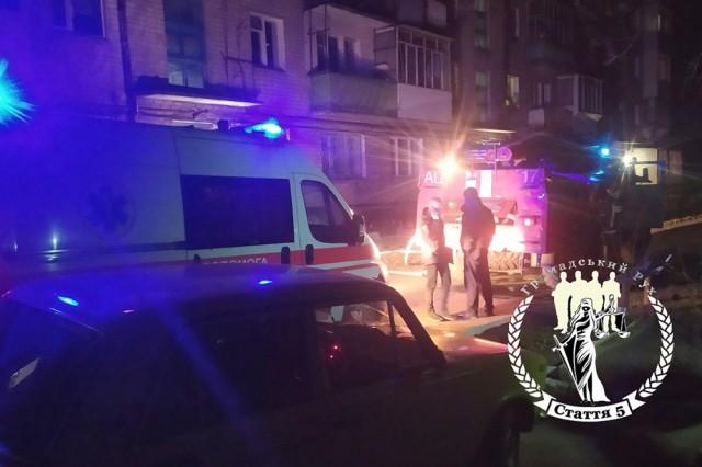 На пожежі у Світловодську загинуло двоє людей