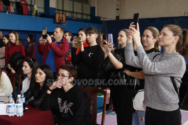 """У Світловодську відбувся Всеукраїнський турнір з художньої гімнастики """"Весняночка-2020"""""""
