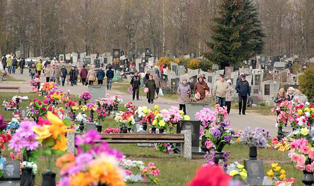 Закрити для відвідування кладовища — Балонь