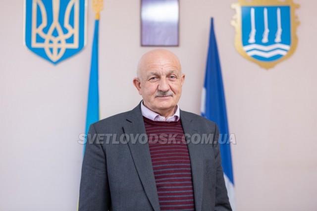 Інтерв'ю з Юрієм Сапяновим про головні теми міста (ВІДЕО)