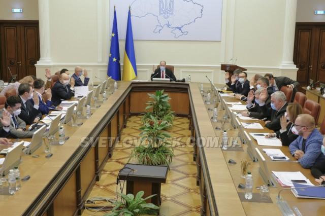 Уряд затвердив перспективний план Кіровоградської області