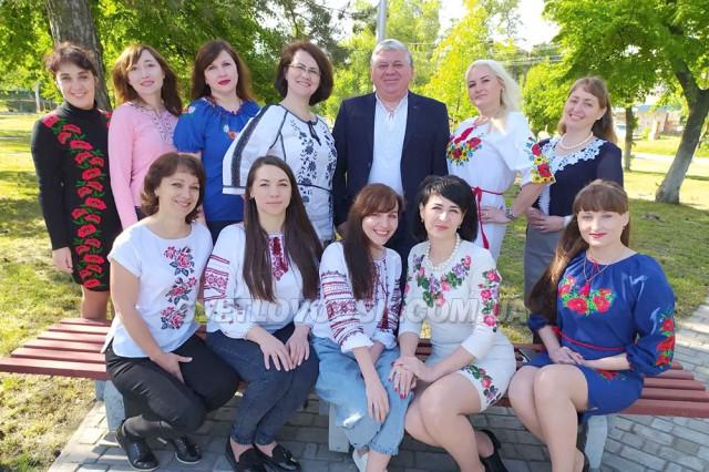 Одягайте свої вишиванки і нехай весь світ побачить, як прекрасна наша Україна та її символи!