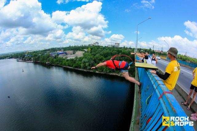 Сергій Михайленко: «35 метрів вільного польоту присвячую Світловодську і своїй мамі»