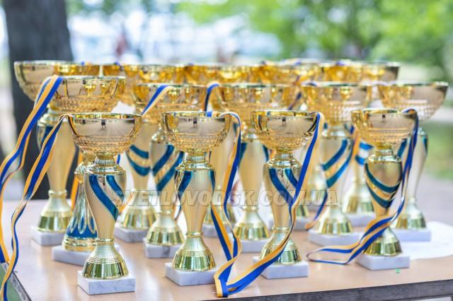 У Світловодську визначили переможців першого етапу Кубку Кременчуцького водосховища з вітрильного спорту