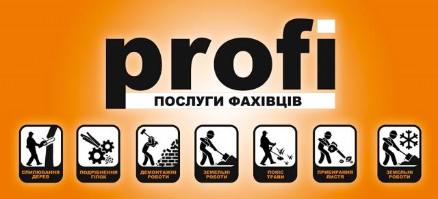 «Profi 2020»: складні роботи з благоустрою як мистецтво