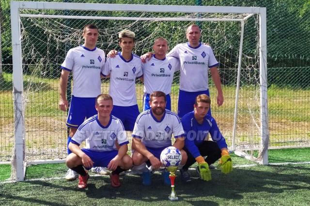 «Спарта» — переможець чемпіонату Світловодського району з мініфутболу