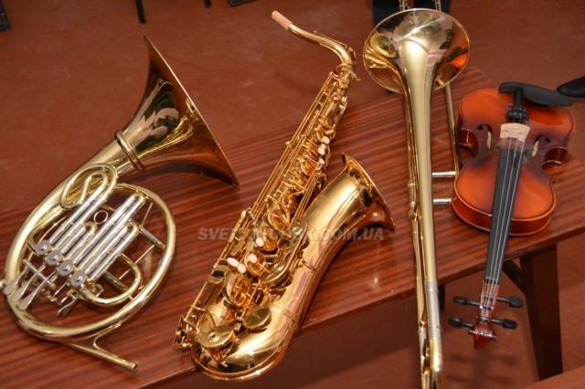 Світловодська дитяча музична школа оголошує набір учнів