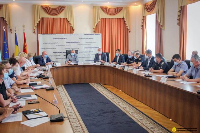 На Кіровоградщині продовжили карантин до 31 жовтня