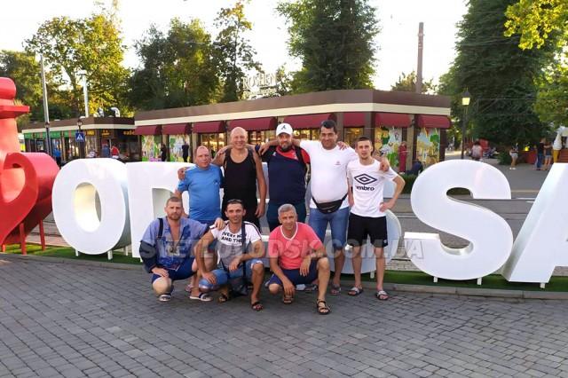 Команда «SV 40» — фіналіст Кубку України з футзалу