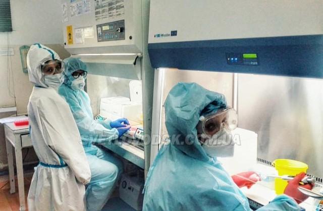 У Світловодську зафіксували ще два випадки захворювання на коронавірус