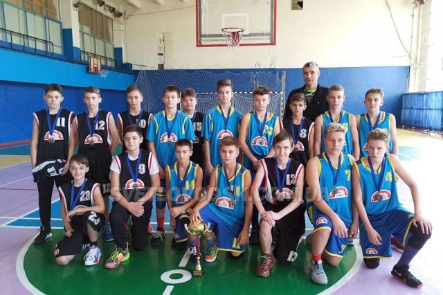 У Світловодську відбувся баскетбольний турнір «Осінь 2020»