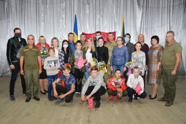 «Батьківське серце» дітям загиблих героїв України