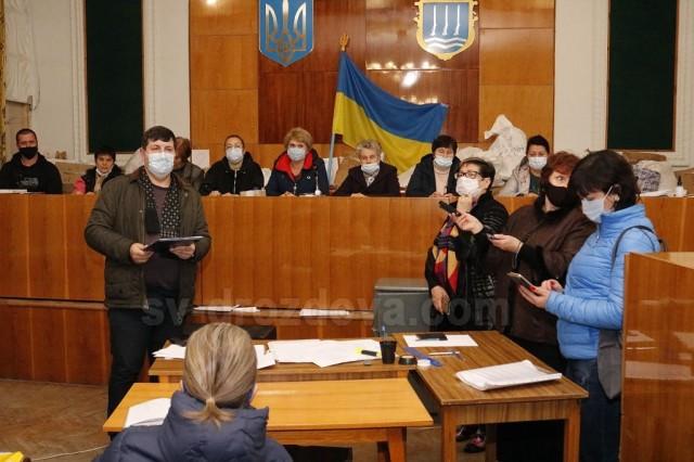 Результати виборів Світловодського міського голови та депутатів міськради оголосили