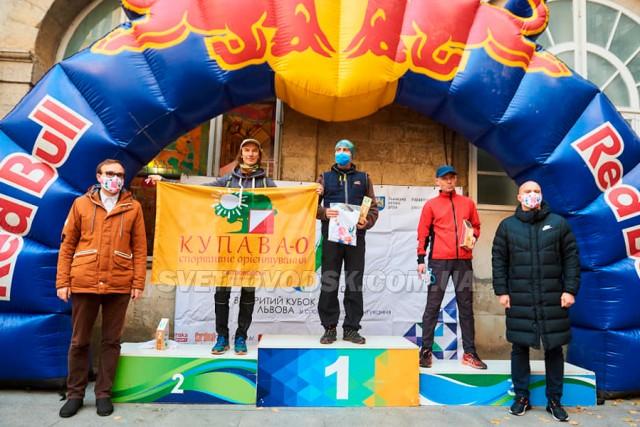 Сергій Куліков та Марк Сахаров — другі у змаганнях «LVIV OPEN CUP»