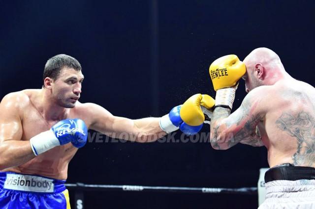 Вихрист переміг на вечорі боксу у Нанті