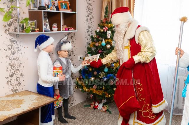 Переможці новорічного конкурсу отримали свої подарунки та привітання (ФОТО, ВІДЕО)