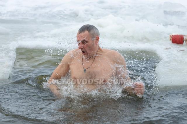Водохреще у Світловодську (ФОТОРЕПОРТАЖ)
