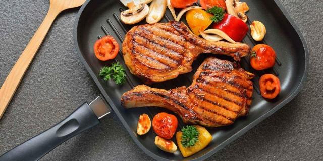 Топ-5 брендів, які створюють кращі сковороди гриль