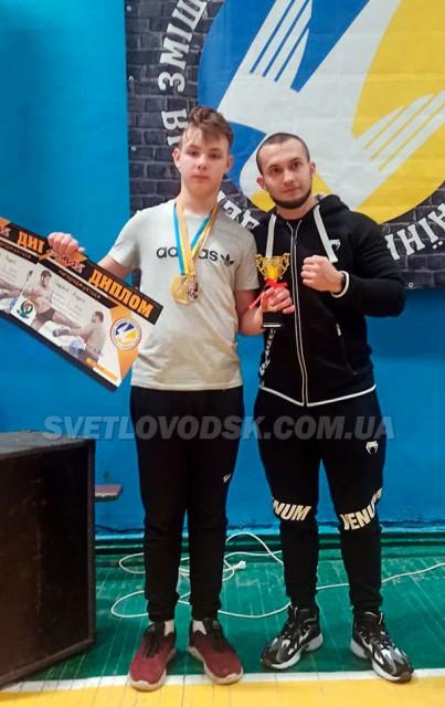 Андрій Садовий — двічі золотий призер чемпіонату зі змішаних єдиноборств