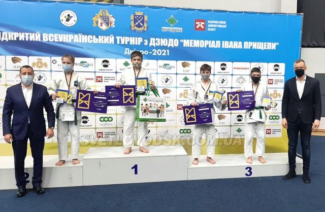 Турнір з дзюдо «Меморіал Івана Прищепи»