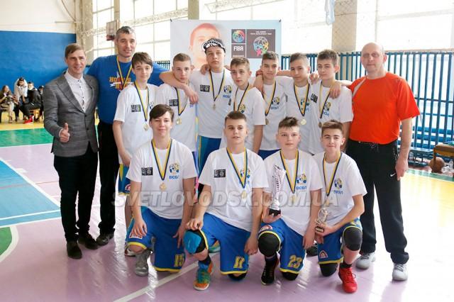 Світловодські «Комети» — чемпіони України!