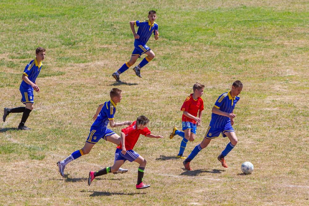 Першість Кіровоградської області з футболу триває у Світловодську