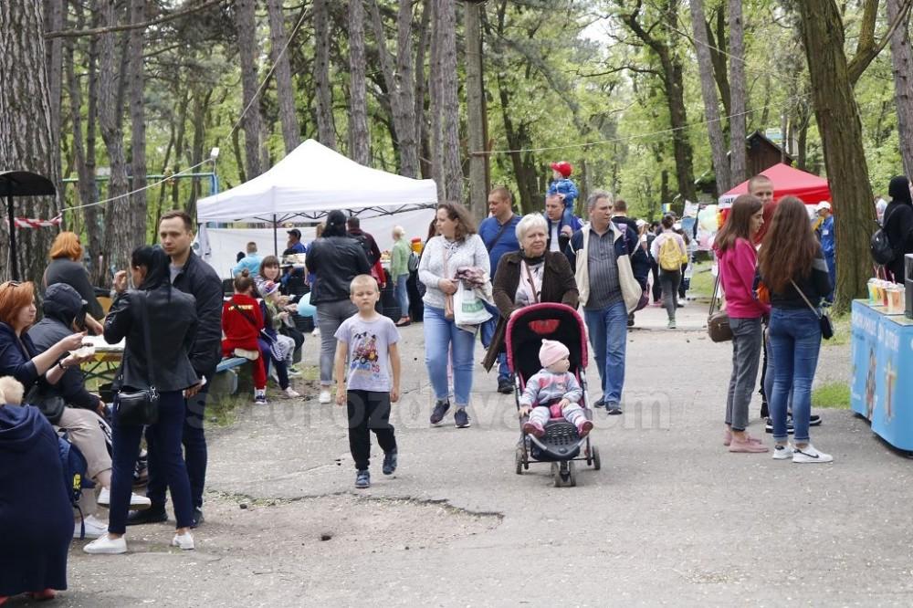 Парк культури у День міста: презентації, виставки, конкурси і «Оксамитові зустрічі»