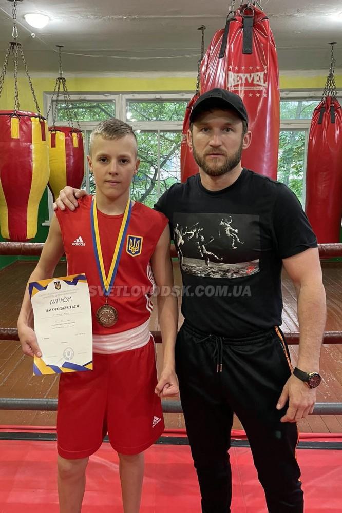 Світловодці посіли призові місця на чемпіонаті України з боксу у Бердянську