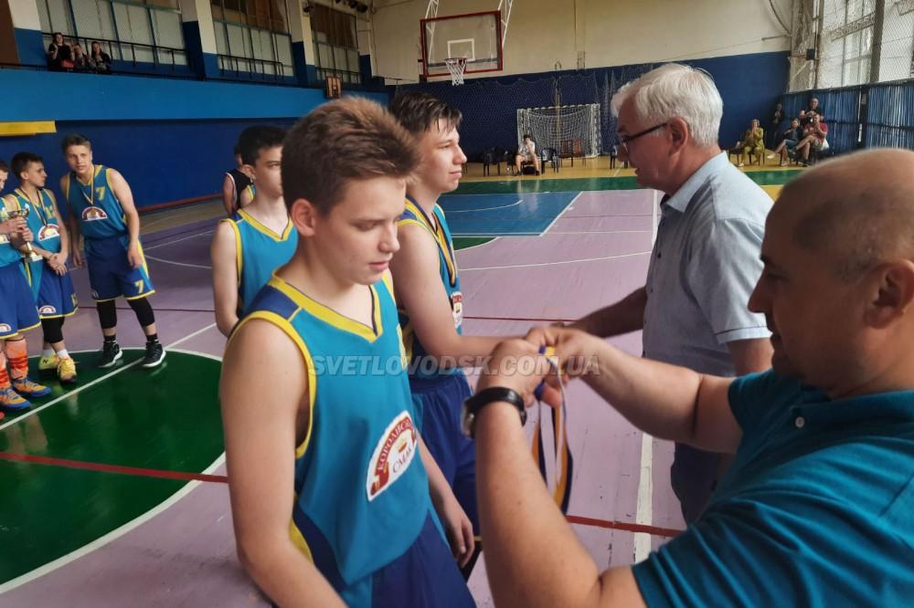 Світловодськ і Власівка в баскетбольному ажіотажі