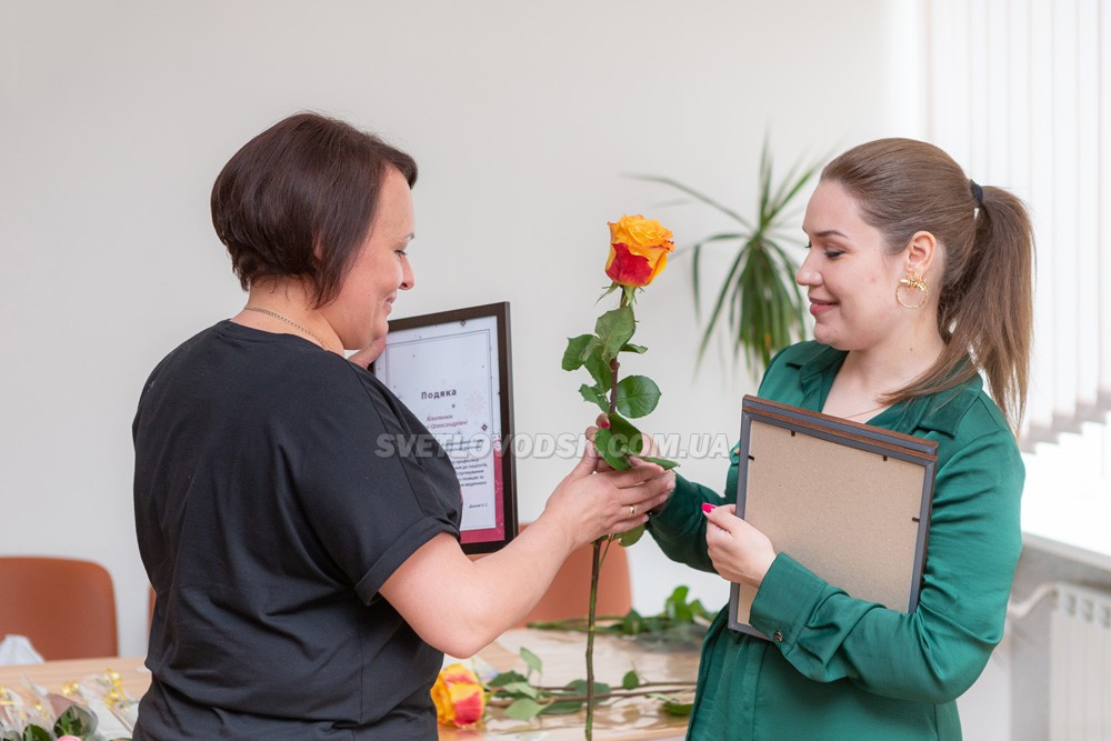 У Світловодську привітали медиків з їх професійним святом (ФОТО, ВІДЕО)