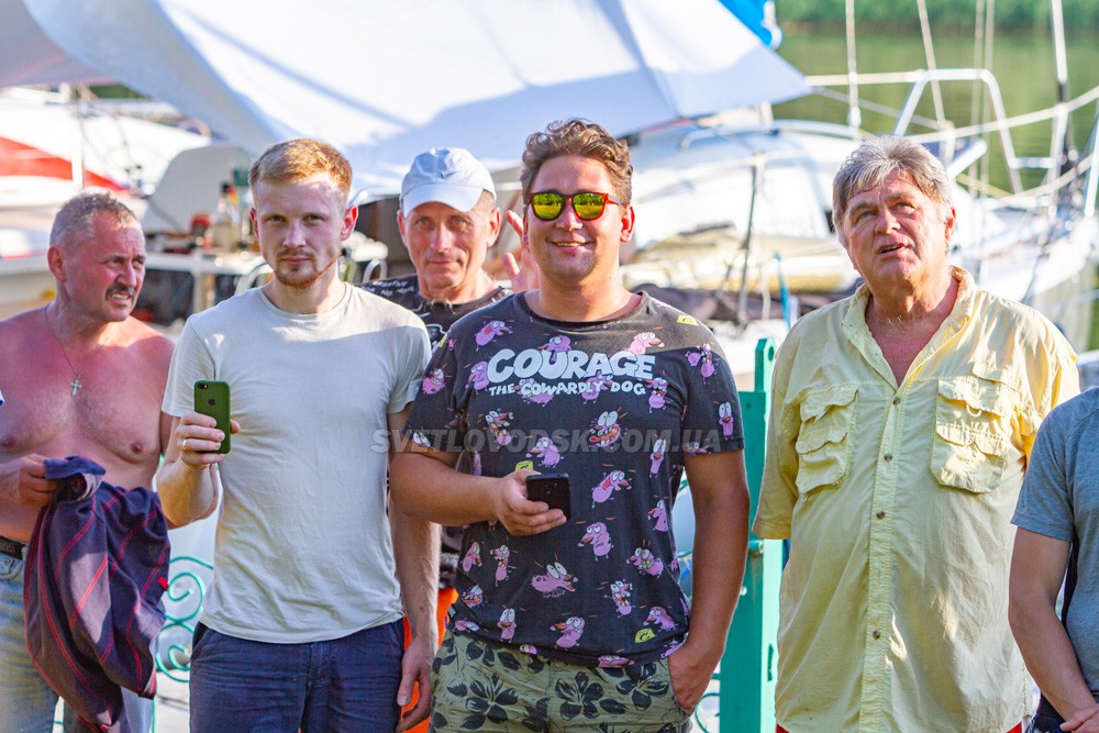 Другий етап кубку Кременчуцького водосховища урочисто відкрито! (ФОТО, ВІДЕО)