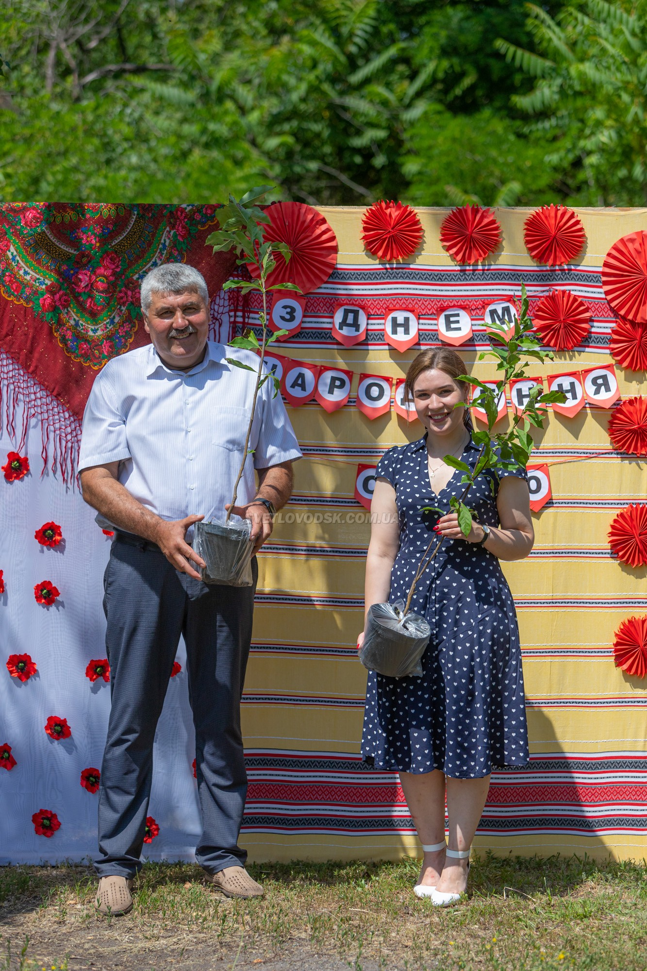 Село Нагірне відсвяткувало свій 405 день народження (ФОТО, ВІДЕО)