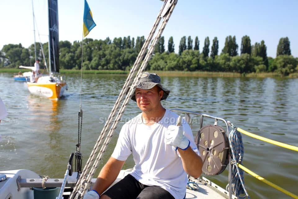 Другий етап Кубку Кременчуцького водосховища з вітрильного спорту завершено. Результати