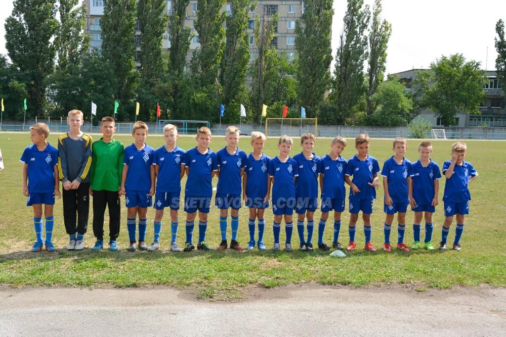 Чотириденний футбольний турнір до Дня Незалежності України