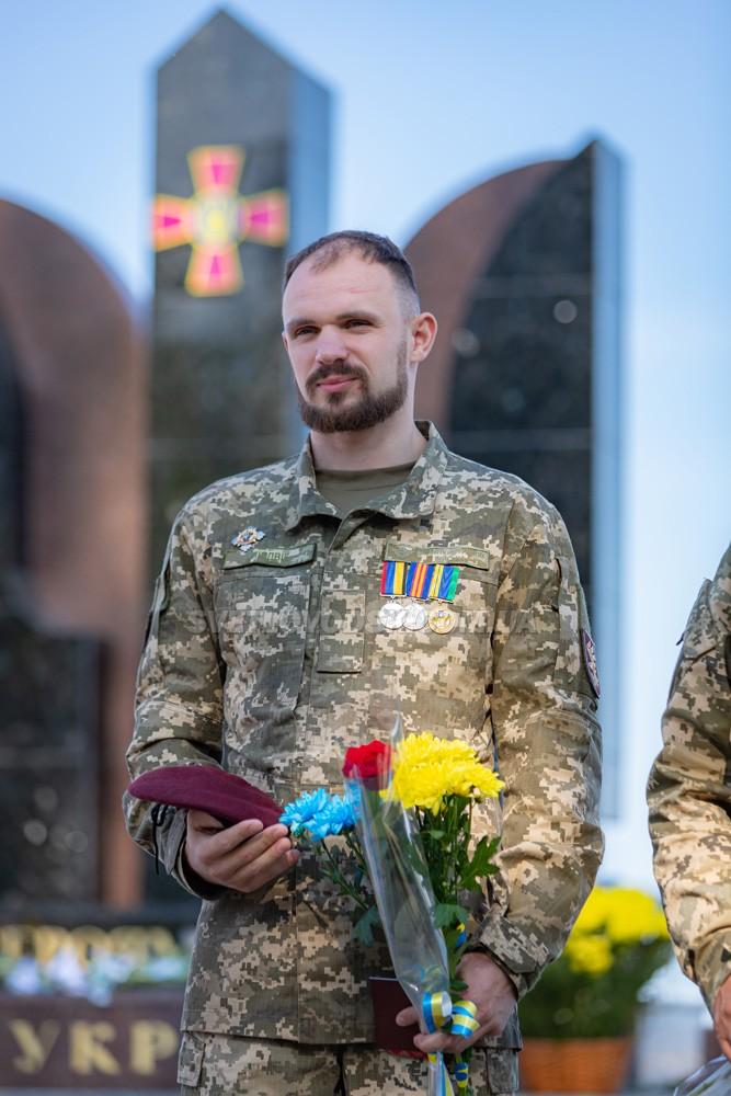Пам'ятні медалі учасникам бойових дій
