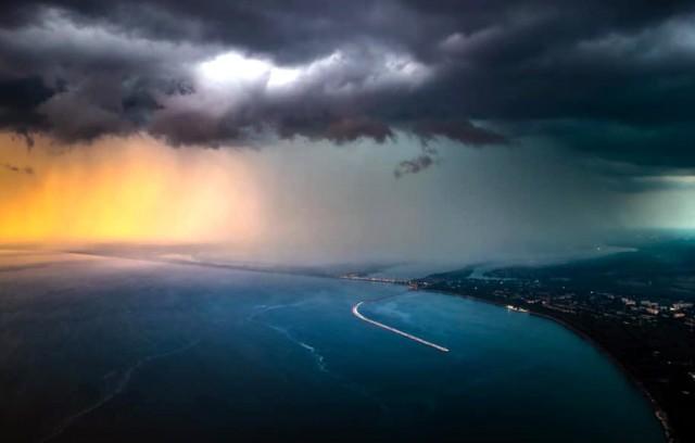 У Світловодську очікується гроза, град, шквал та значний дощ