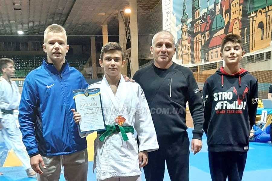 Данило Щербина — бронзовий призер чемпіонату України у Львові