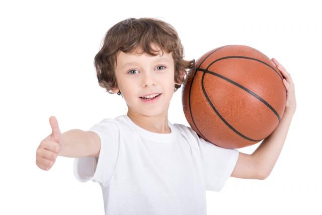 Запрошуємо дітей до занять баскетболом!