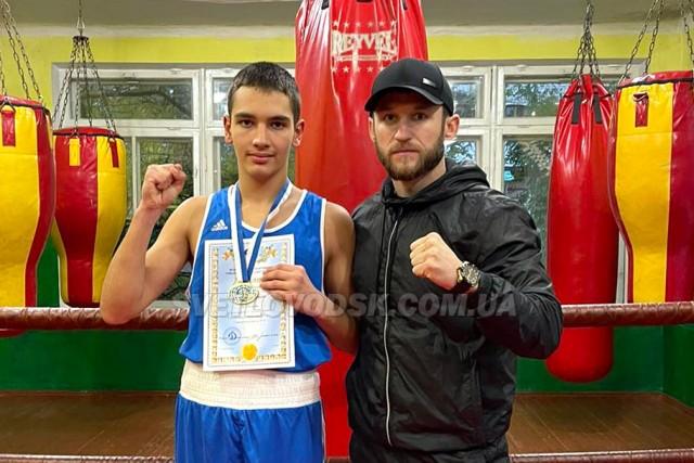 Джад Михайловський — чемпіон змагань у Харкові